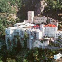 Manastirea Sfantul Pavel..
