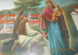Minune a Maicii Domnului la Manastirea Iviru