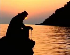 Calugar-rugaciune
