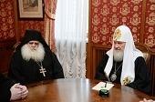 Pr-Partenie-manastirea-Sf-pavel-athos-si-patriarhul-kirill
