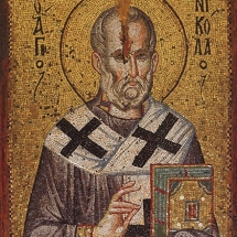 Sfantul Ierarh Nicolae- Stavronichita