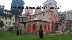 Pelerinaj la Muntele Athos 2-7 mai 2018