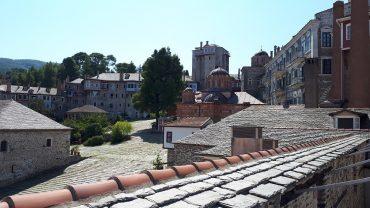 Asociația Sf. Gheorghe organizează pelerinaj la Muntele Athos si Salonic în 10-15 septembrie 2018 Pelerinaje la Sfantul Munte Athos