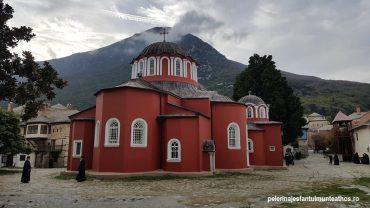 Asociaţia Sf. Gheorghe organizează pelerinaj la Muntele Athos în 19-24 noiembrie 2018
