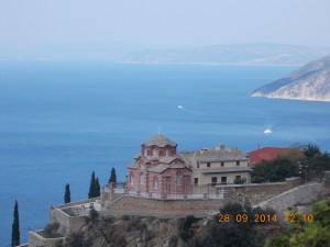 Pelerinaje la Sfantul Munte Athos