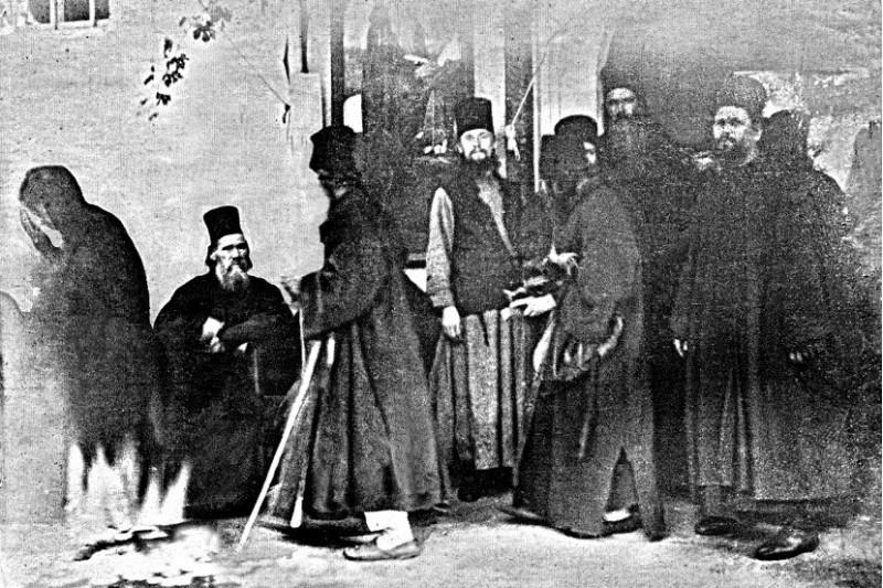 Poza Maica Domnului la Manastirea Sfantul Pantelimon