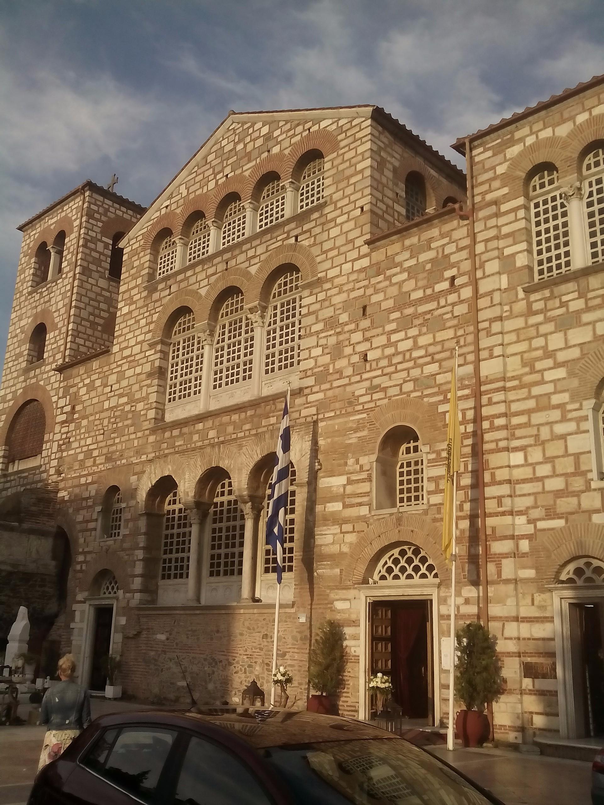 Biserica Sfantul Dumitru Izvoratorul de Mir