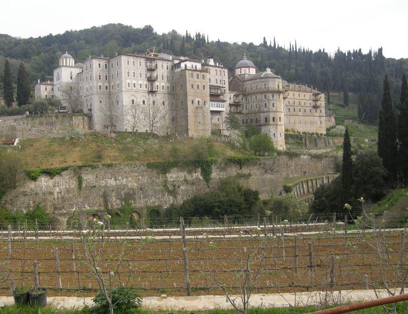 Manastirea Zografu