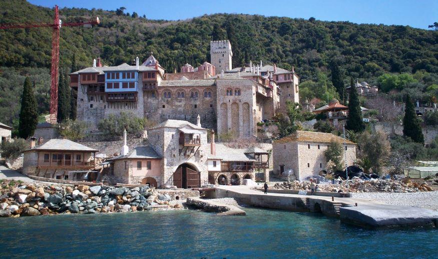 Manastirea Dochiariu Athos
