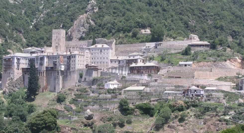 Manastirea Sfantul Pavel