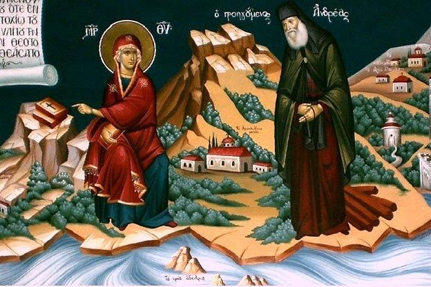 minunea_maicii_domnului La Sfantul Pavel