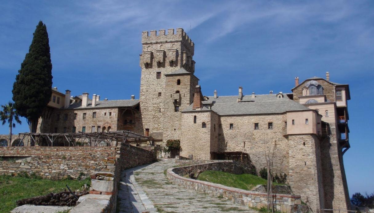 Manastirea Stavronichita