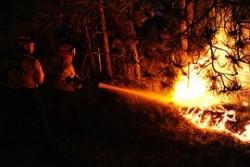 incendiu foc Athos