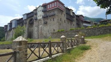 Amintiri din Sfântul Munte Athos