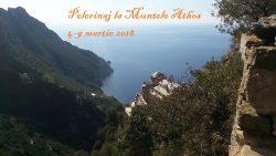 Pelerinaj la Muntele Athos 4-9 martie 2018
