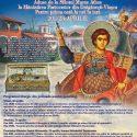 Program moaste Sf Gheorghe la Manastirea Pantocrator