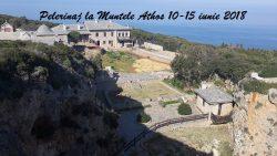 Pelerinaj la Muntele Athos 10-15 iunie 2018