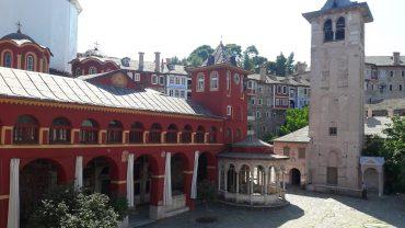 Asociația Sf. Gheorghe organizează pelerinaj la Muntele Athos si Salonic în 10-15 septembrie 2018